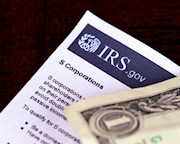 business_tax_IRS_S_corporation_cash_shareholder