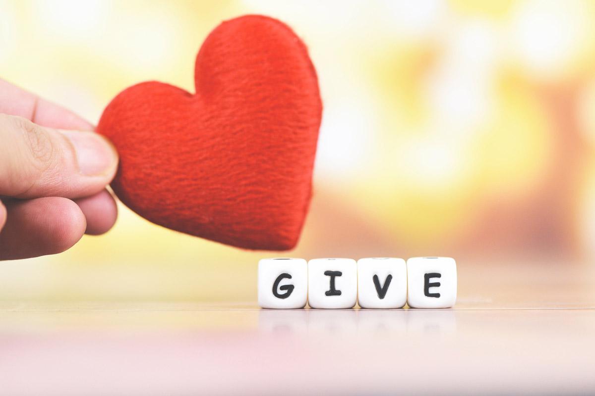 Charitable Program We Give Back