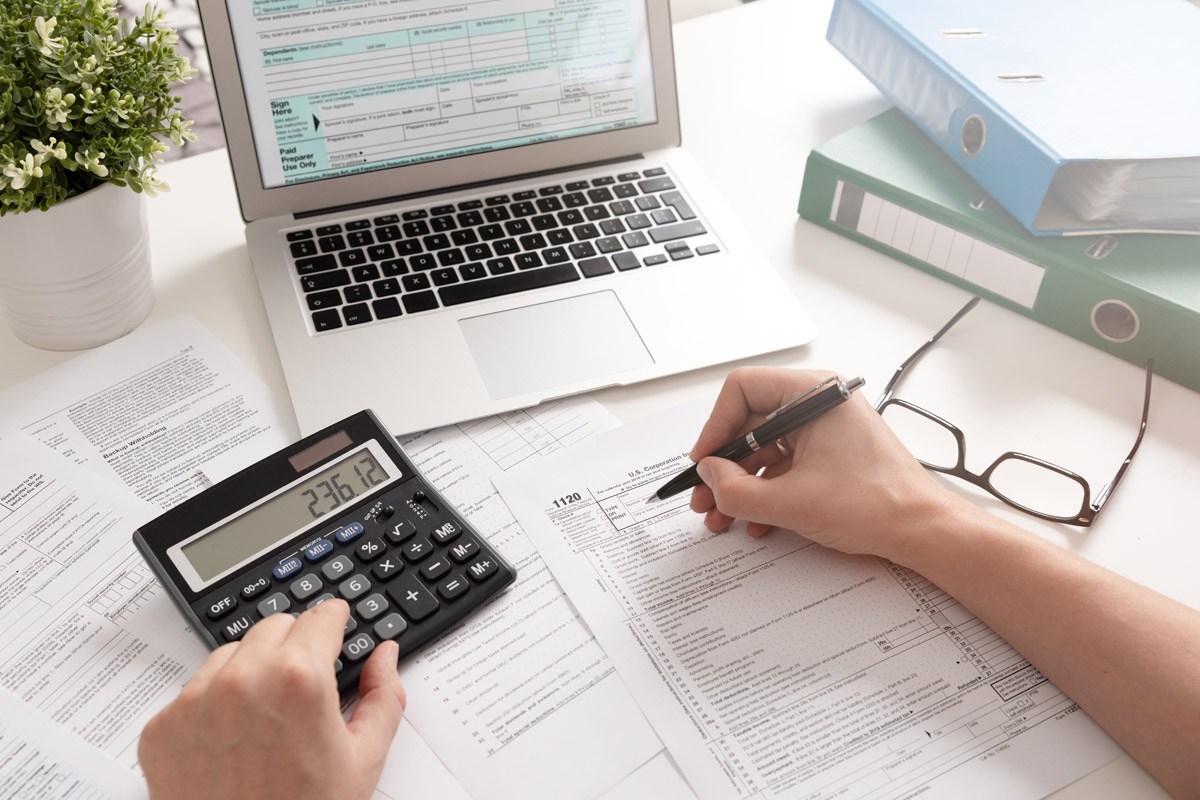 Tax Compliance & Consulting Services