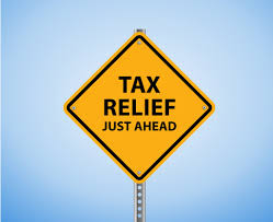 sales tax relief